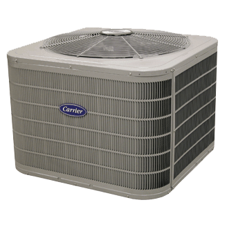 Carrier Performance 13 central air conditioner.