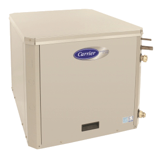 Carrier GZ geothermal heat pump.