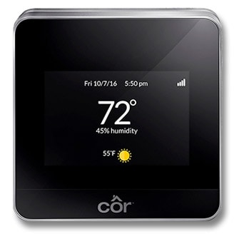 Côr® Thermostat.