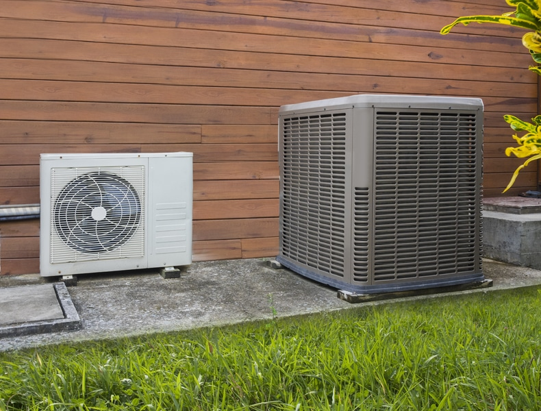 heat pump or conventional hvac